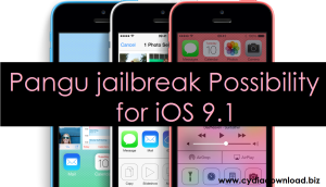 pangu jailbreak ios 9.1