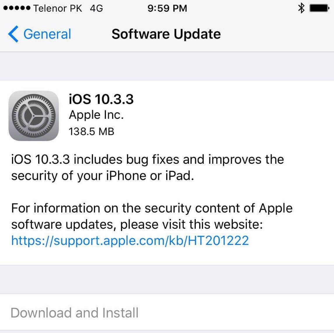 download ios 10.3.3