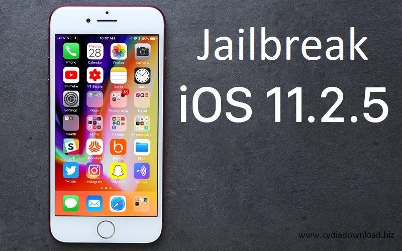 jailbreak ios 11.2.5