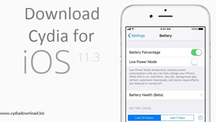 download cydia for ios 11.3