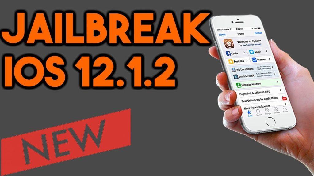 ios 12.1.2 jailbreak